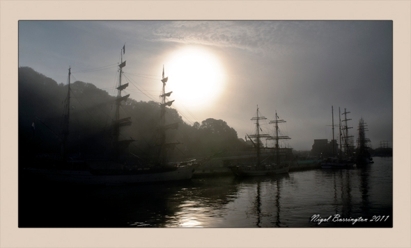 Waterford tall ships race 2011