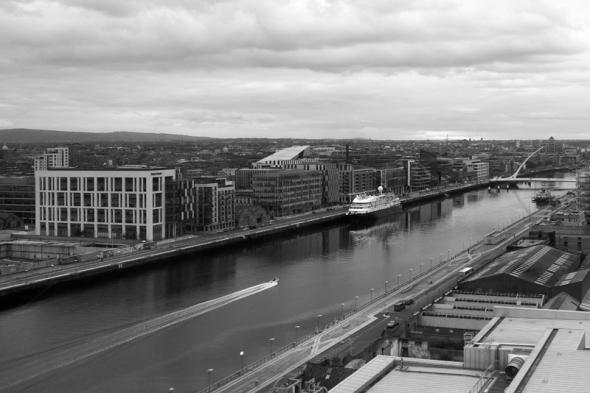 Grand canal quay, Dublin