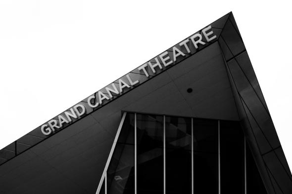 Grand canal theater, Dublin