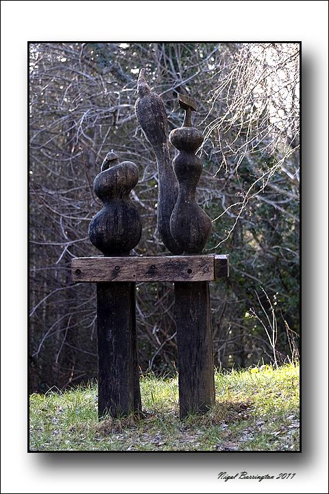 castlecomer Discovery park Sculpture