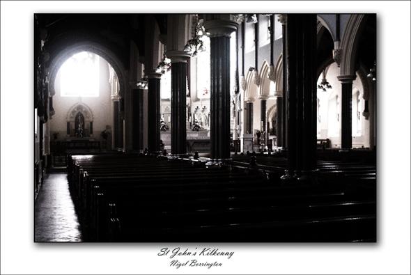 St Johns Kilkenny by Nigel Borrington