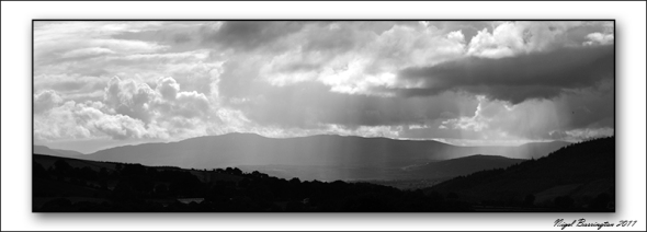 Suir valley from Tullahought - Kilkenny landscape photography