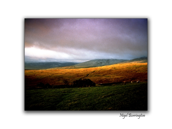Sally Gap, county Wicklow Irish Landscape Photography : Nigel Borrington