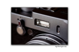 Fuji film X100 Review 1