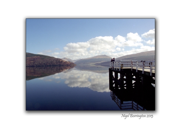 Inveraray weekend view