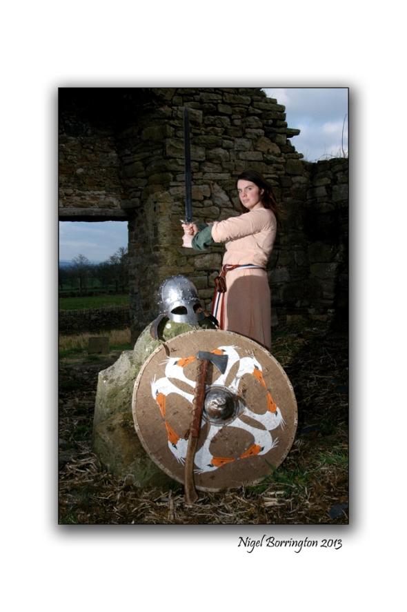 Irish Viking wife