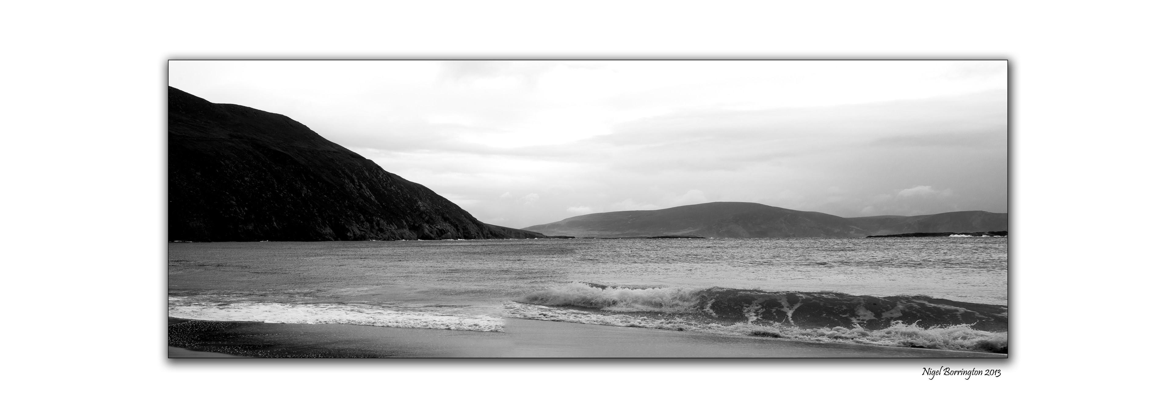 Keem strand_Panorama