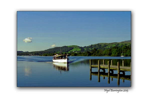 The weekend on Windermere