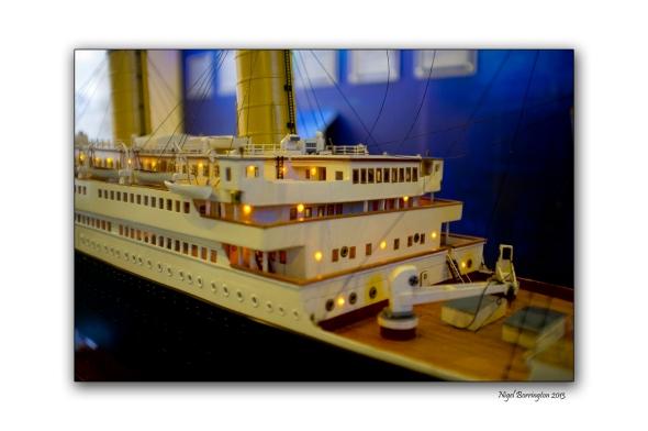Titanic the boat