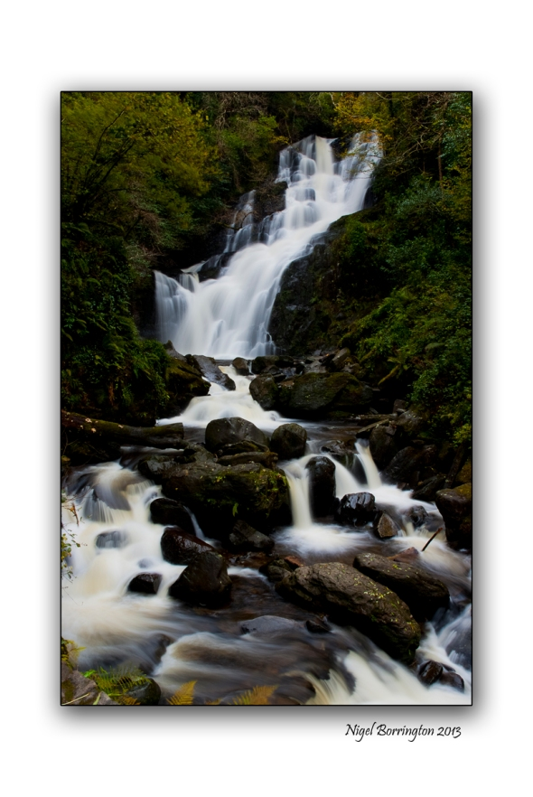 Troc Waterfall Killarney nation park 1