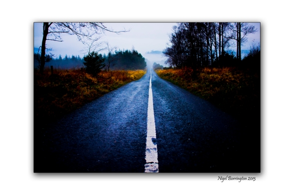 Visit old roads