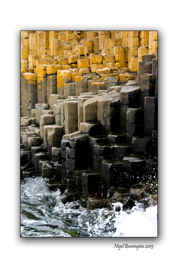 Giants causeway formations 1