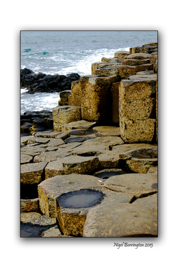 Giants causeway formations 3