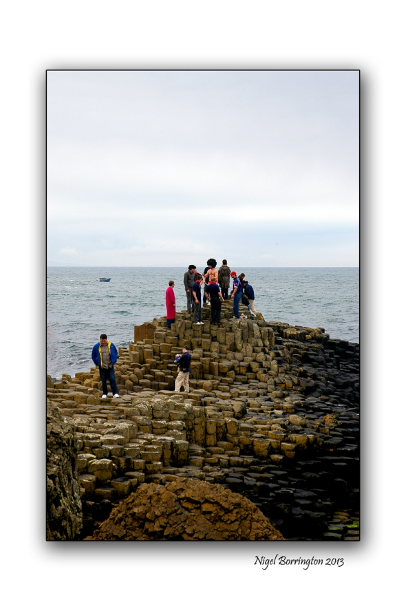 Giants causeway formations 4