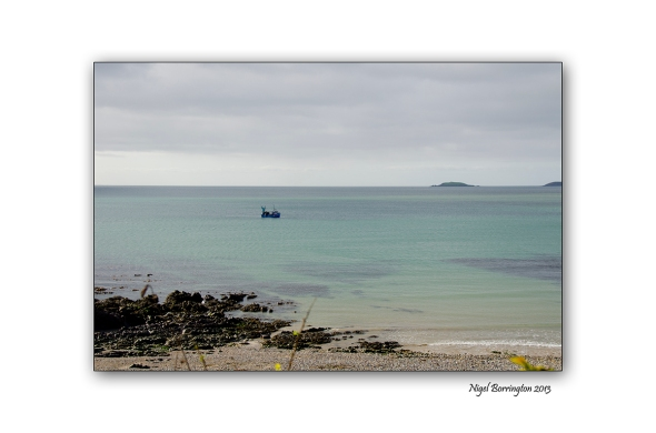 Its the weekend so find a beach and watch the boats go by