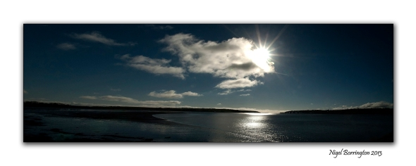 Blackwater river at Youghal