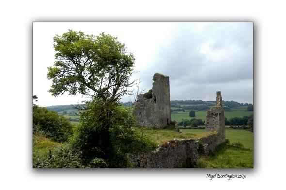 Burnchurch castle 2