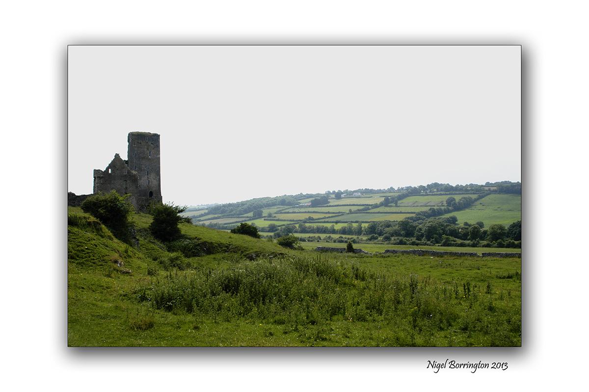 Burnchurch castle 3
