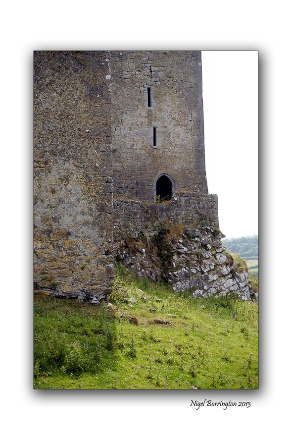 Burnchurch castle 4