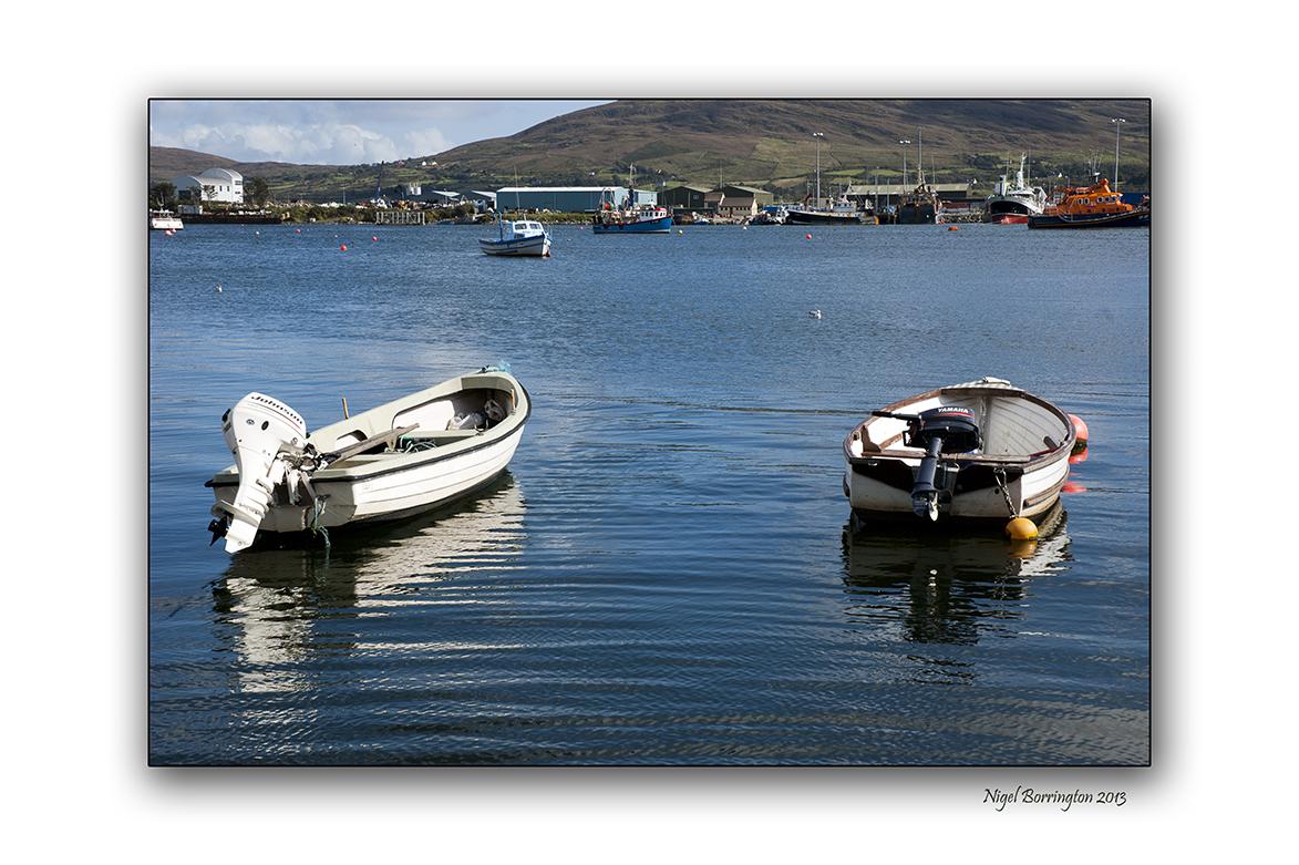 Fishing boats castletownbere