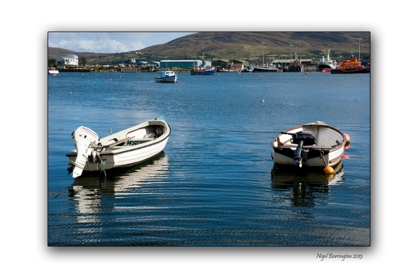 Fishing boats castletownbere