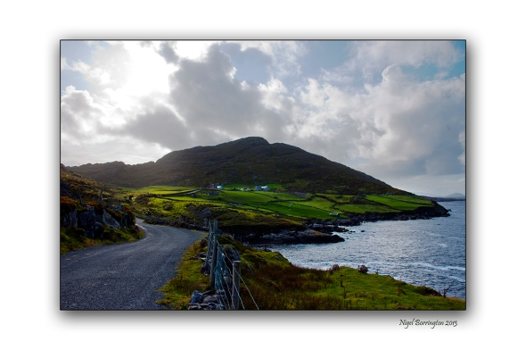 Images from a road in Garinish Beara west cork 1