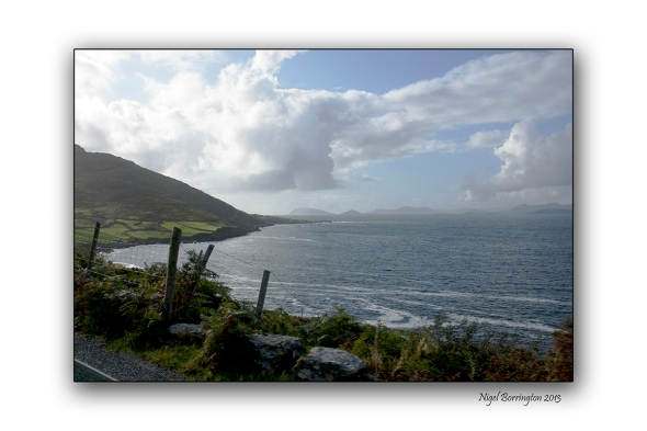 Images from a road in Garinish Beara west cork 2