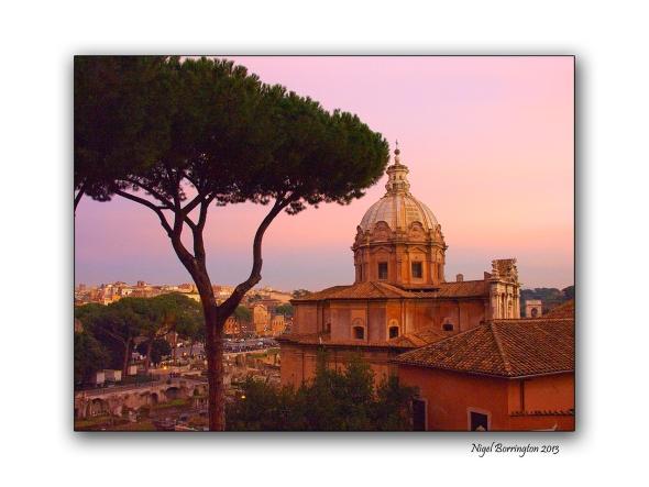 Roman sunset 4