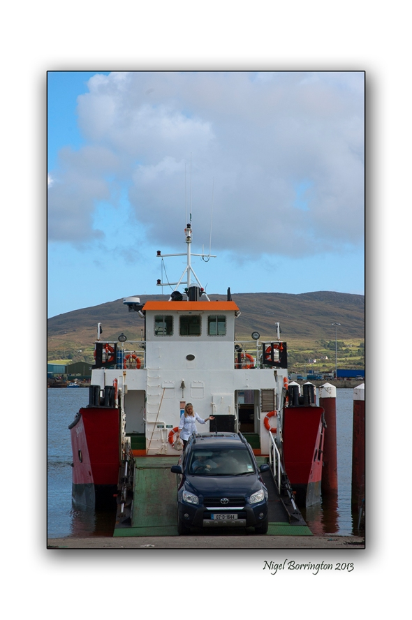 The Ferry to Bere Island 10