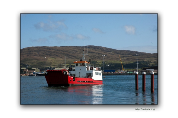 The Ferry to Bere Island 2