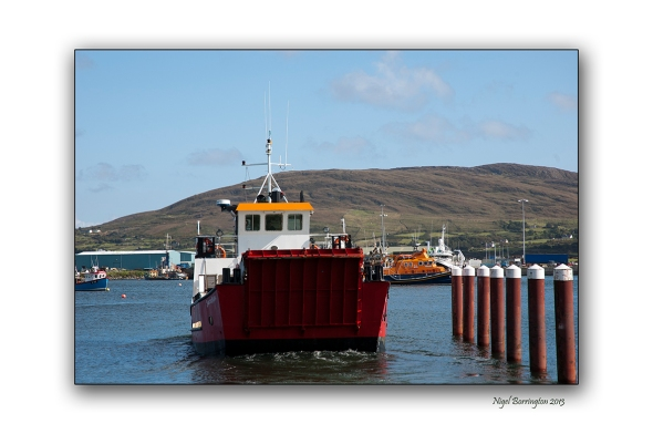The Ferry to Bere Island 3