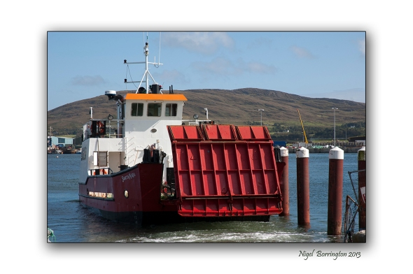 The Ferry to Bere Island 6