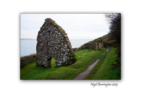 A cliff top walk 1