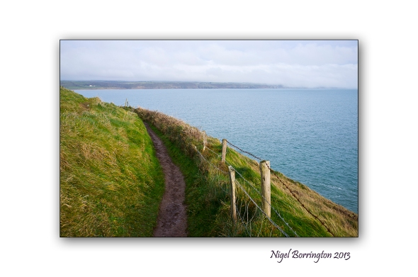 A cliff top walk 2