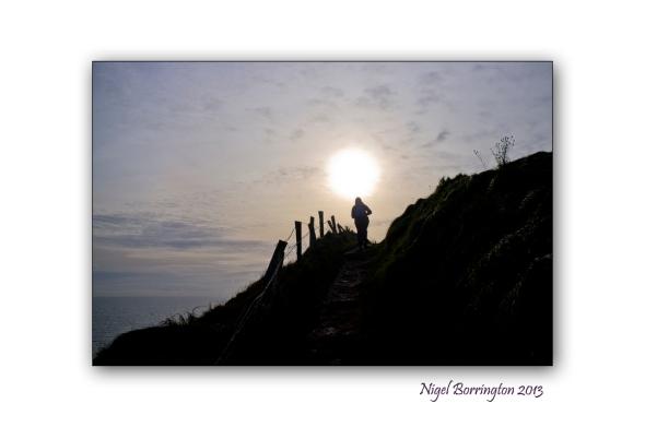 A cliff top walk 3