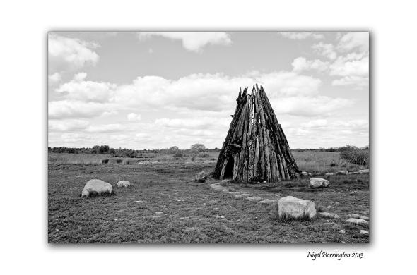 Boora parklands teepee 1