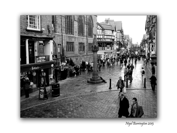Street photography Chester 1