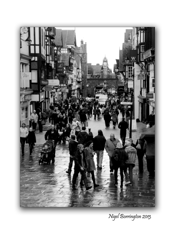 Street photography Chester 2