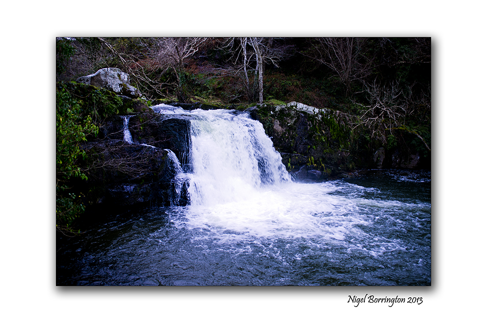Find a waterfall 2