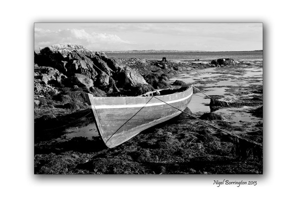 Fishing boats on Galway bay 3