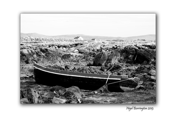 Fishing boats on Galway bay 4