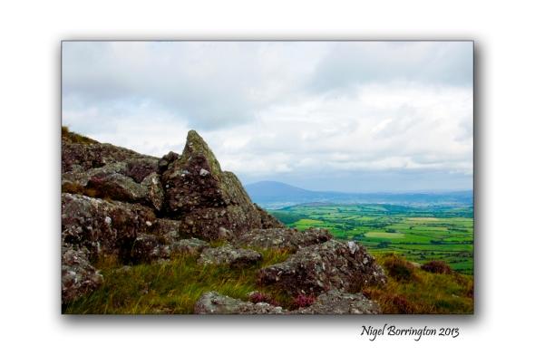 Going up to Knockanaffrin ridge 4