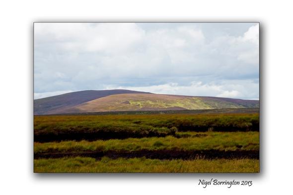 Going up to Knockanaffrin ridge 9