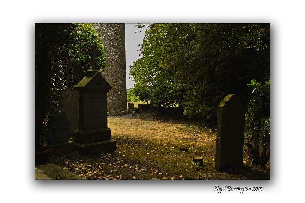 Kilree Round Tower Kilkenny 2
