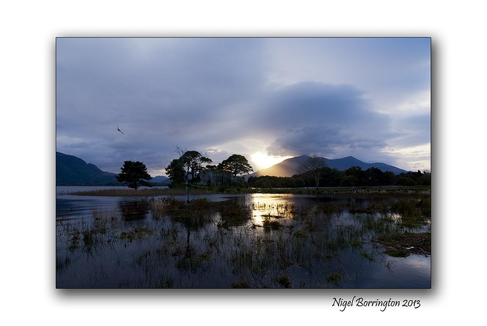 Upper lake Killarney 2