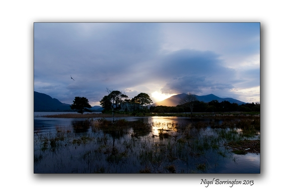 Upper lake Killarney 2