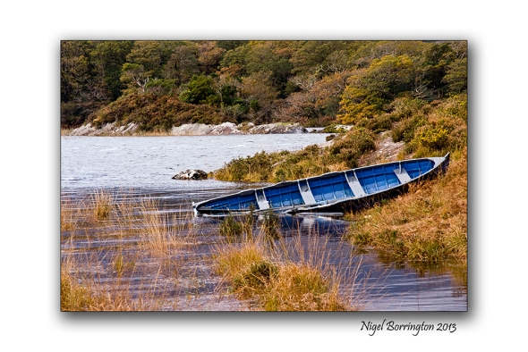 Upper lake Killarney 3