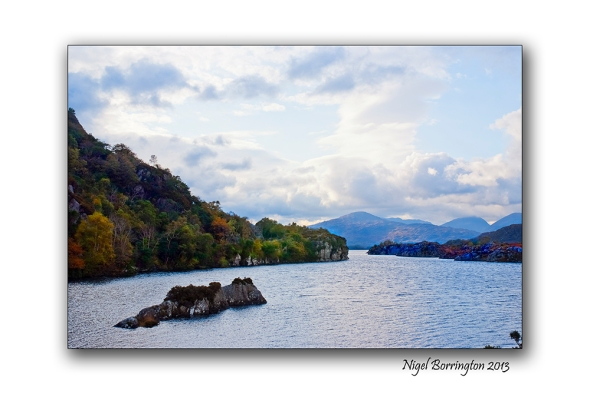 Upper lake Killarney 4