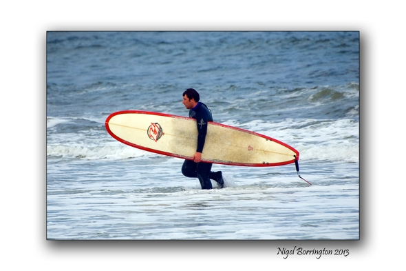 Bunmahon Beach Surfers 2