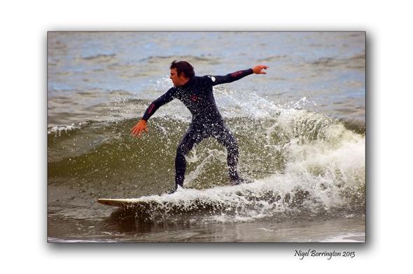 Bunmahon Beach Surfers 3